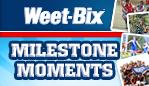 Weet-Bix Milestones - Sporting Pulse