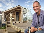 TV presenter Kevin McCloud has built a £5,000 house out of recycled junk