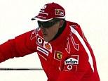 Schumacher new banner