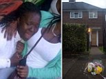 Rachel Osei, teenage mother who has died in a fireball after running from her home in flames