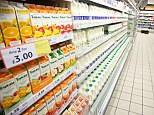 Reducing the price of milk is part of a wider set of cuts on food essentials by the supermarket, including some to the price of fruit and vegetables, which form a package claimed to deliver savings of £200million