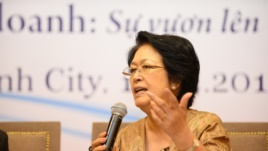 Ton Nu Thi Ninh is among Vietnam's most prominent advocates of gender equality, having served as a diplomat and parliamentarian.
