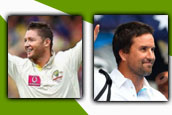 Check out 2 sporting legends homes