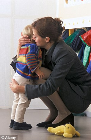 Ministers are set to offer £2million more in childcare grants to make Britain the female employment capital of Europe. File picture