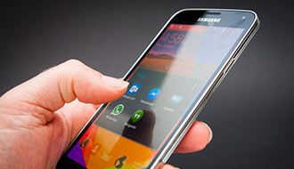 GALAXY S5 Telstra from $72/Mth